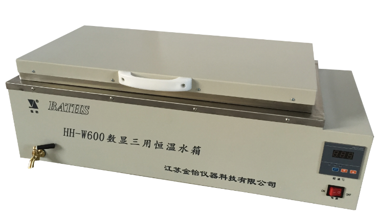 金怡数显三用恒温水箱HH-W600