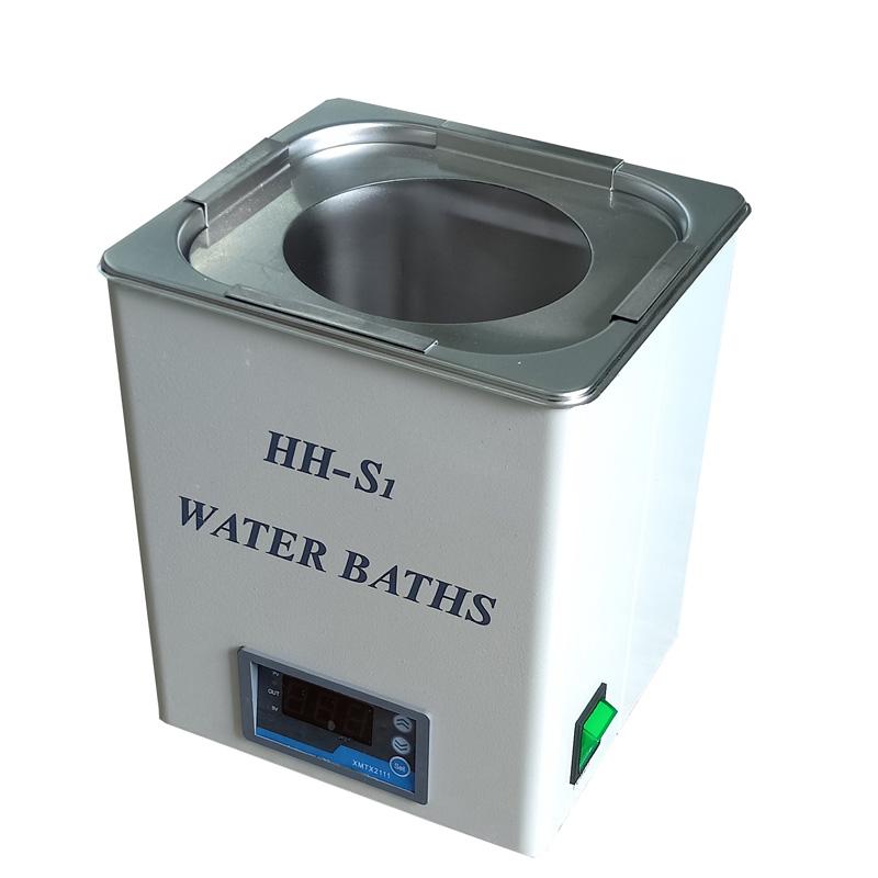 金怡 HH-S1/2/4/6/8 数显单孔恒温水浴锅(单列)(双列)
