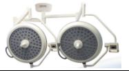 欣雨辰LED手术无影灯   YCLED700/500   进口方臂可调焦