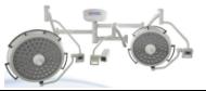 欣雨辰LED手术无影灯 YCLED700/500   外置摄