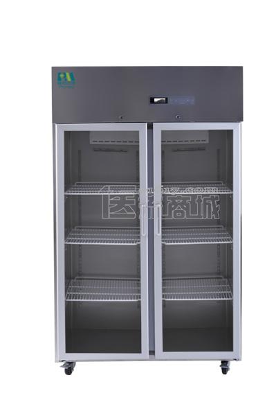 普若迈德 MPC-5V1500T药品保存箱/立式2-8℃医用冷藏箱/国产医用冰箱参数报价
