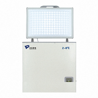 普若迈德 MPC-5H298T药品保存箱/2~8℃卧式医用冷藏箱/国产卧室医用冰箱参数报价