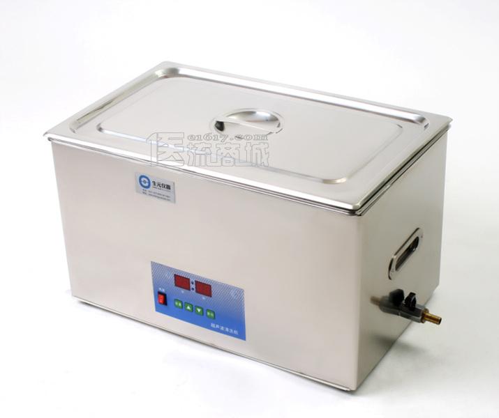 生元 SYU-10-200DT数显可加热超声波清洗机