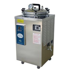博迅 立式压力蒸汽灭菌器 (全自动,数显) 外循环,下排气式YXQ系列