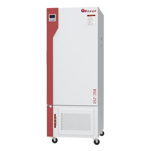 博迅 液晶显示、远程操控、光照培养箱 (三面光照  温度波动度:±0.5℃,三十段可设置BSG系列