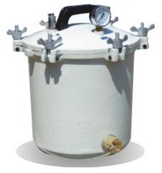 新丰 手提式灭菌器 灭菌锅 消毒锅 XFS-280A(铝) 18L