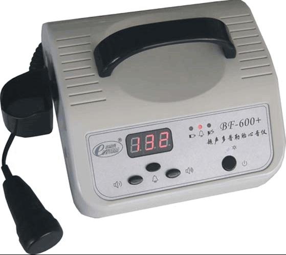 贝斯曼多普勒胎心仪   BF-6000+
