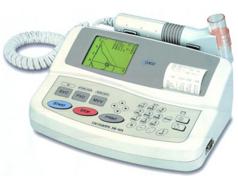 日本捷斯特HI-101肺功能仪传感器