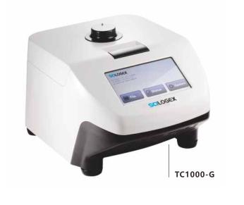 赛洛捷克 梯度PCR基因扩增仪TC1000-G(进口PCR基