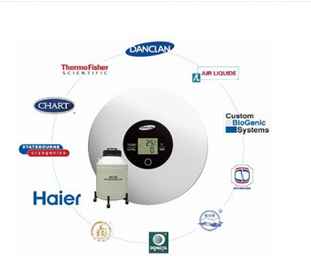 [DANCLAN]Smart sensor LT 液氮罐液位温度无线监控系统