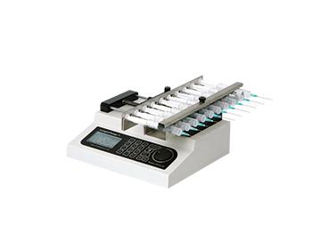 兰格 实验室十通道注射泵 LSP10-1B