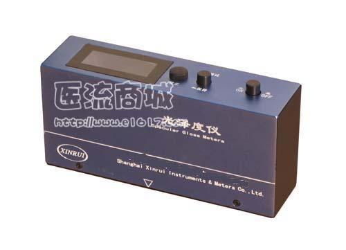上海昕瑞WGG60D光泽度仪 镜向光泽测试仪