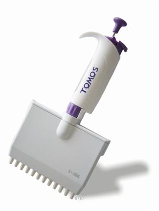 12道可调移液器 TOMOS InnoPette托莫斯移液器