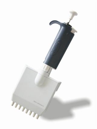 TOMOS EasyPette 八道可调移液器 EP8多通道