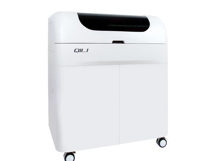 齐力 QL8000全自动微量元素分析仪C型 80个测试位 同时检测8种元素