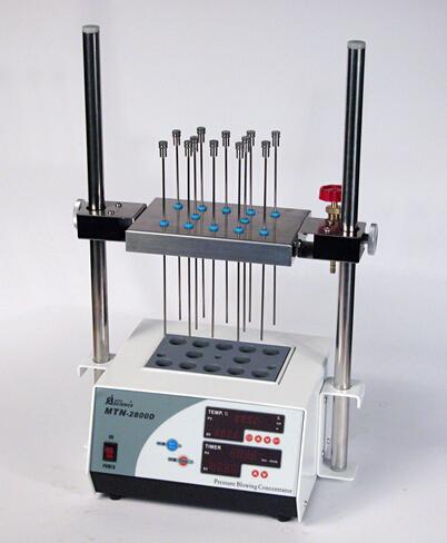 奥特赛恩斯 MTN-2800D氮吹仪 干式加热12孔