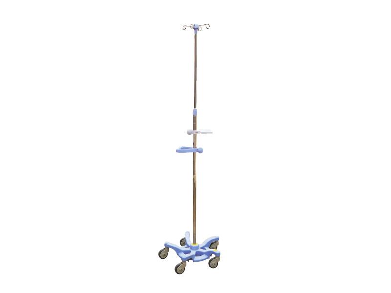 申光 输液吊杆/输液架 落地式输液架 移动带轮吊瓶架 点滴架