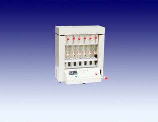 新嘉 SZF-06GI粗脂肪测定仪(定时报警)