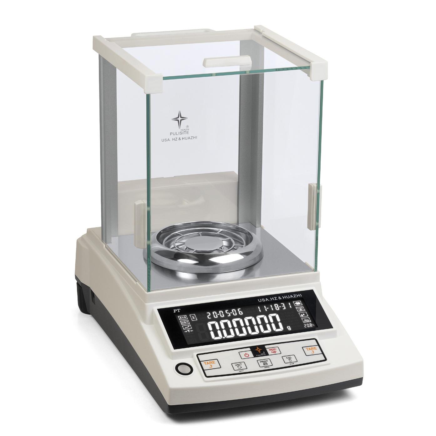 华志 准微量型天平0.01mg(10万分之一克)PT-系列