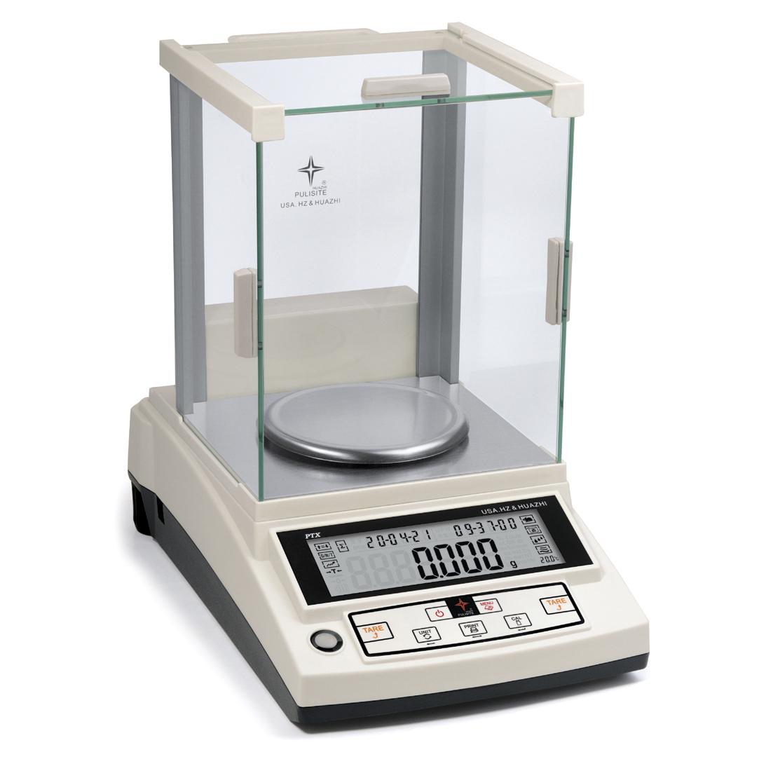 华志 基础型精密天平0.001g(千分之一克)PTX-JA系