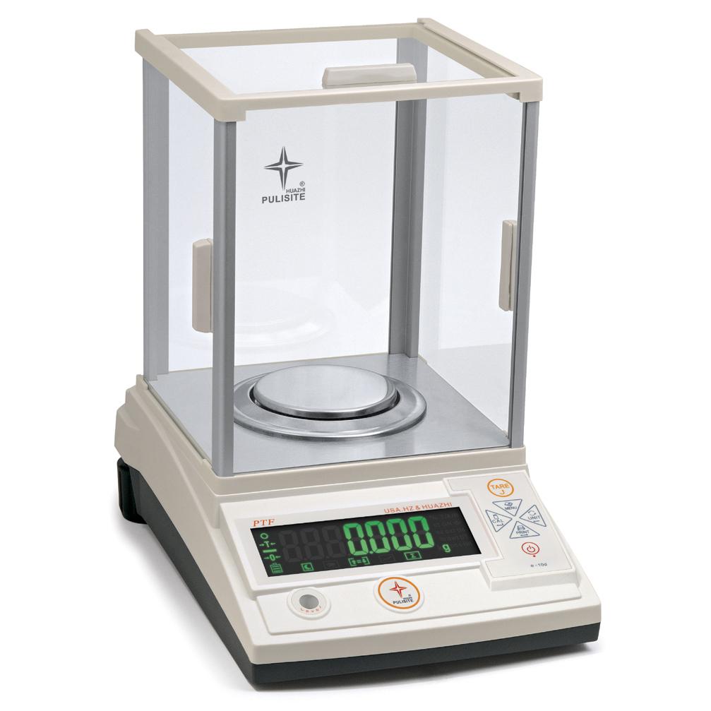 华志 精密天平0.001g(千分之一克)PTF-A+系列 最大秤量100g/200g/300g