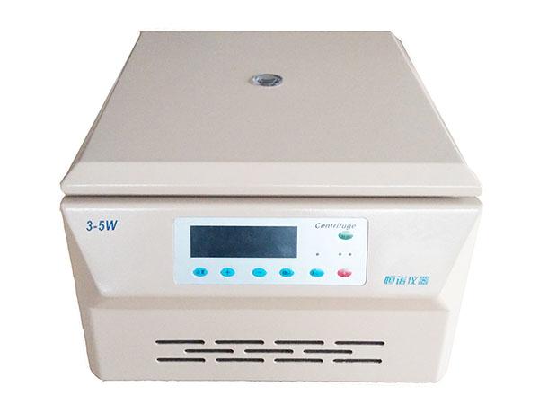 恒诺3-5W小型台式低速常温离心机