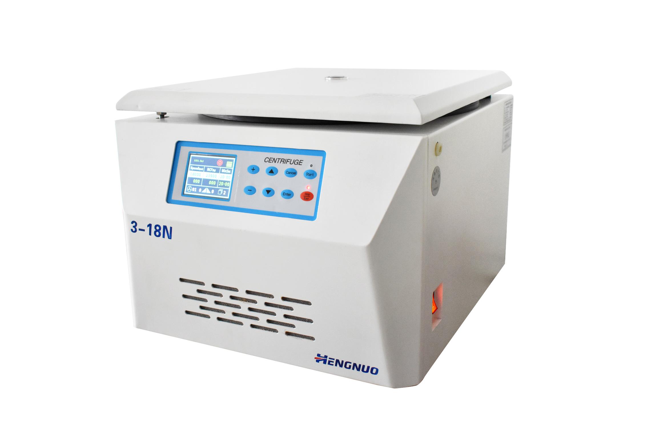 3-18N台式高速常温离心机