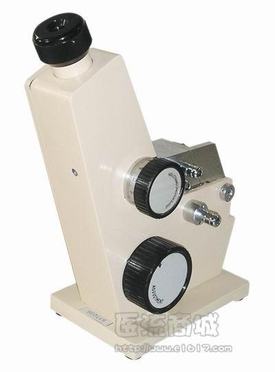 易测WYA-2WAJ 阿贝折射仪 刻度 单波长