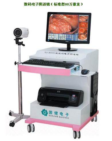 数码电子阴道镜(标准型80万像素)GJ-8000C