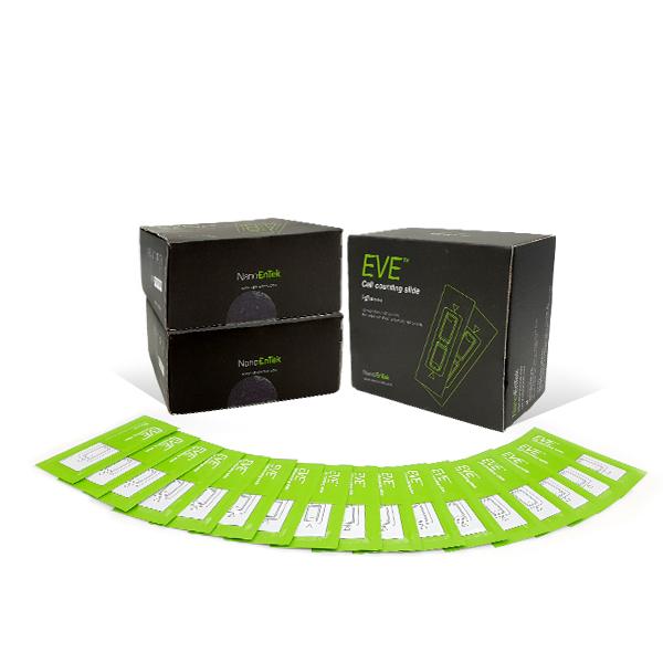 韩国EVE™  EVS-050自动细胞计数板 Cell counting slides 50片/盒