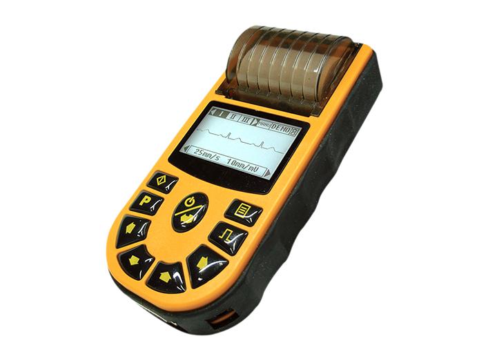 康泰 ECG80A 手持式单道心电图机
