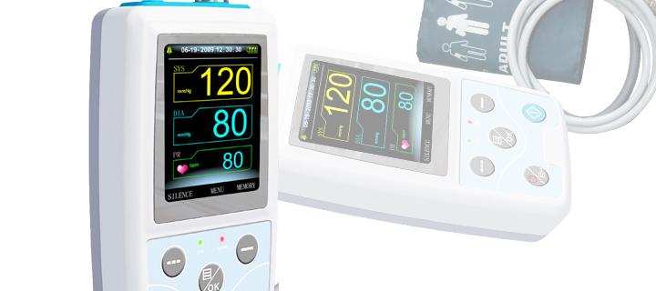 康泰 ABPM50 手持式动态血压监护仪