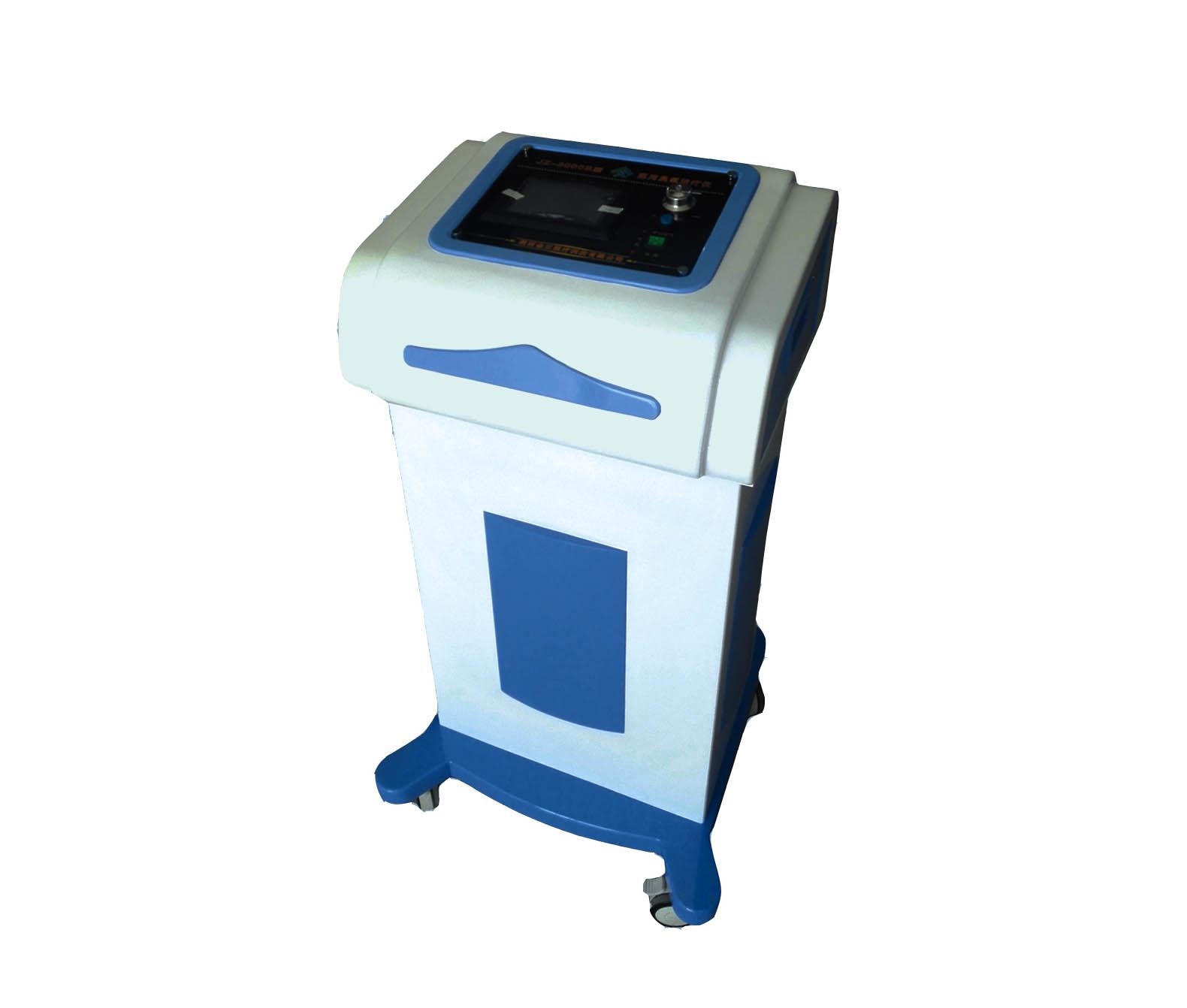 首创 疼痛科臭氧(3000B推车式)/彩色触摸屏,数字模块化设计,微电脑控制