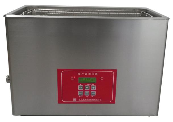 昆山美美超声波清洗器KM-500DB 有不锈钢网架