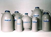 泰来华顿 液体杜瓦 (35 升) LD35