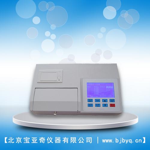 宝亚奇BY-DZ10A物联网型10通道土壤(肥料)养分速测仪