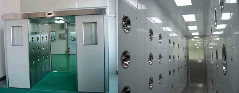 东中机械设备有限公司     风淋室 货淋室