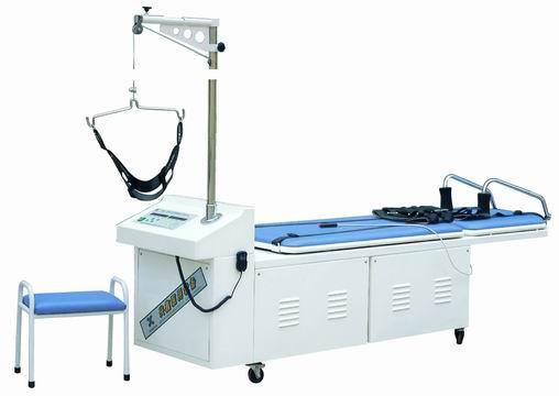 兴鑫YHZ-100B多功能颈腰椎治疗牵引床|颈腰椎一体化牵引