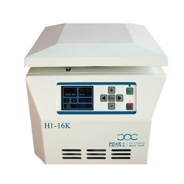可成 H1-16K台式高速离心机