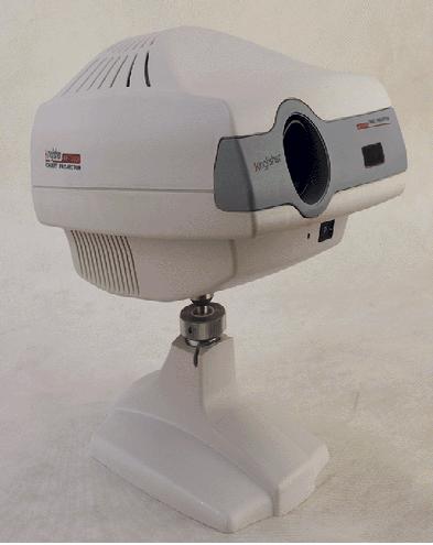 精飞KF-T3000图片投影仪    采用遥控,可远距离切换图标