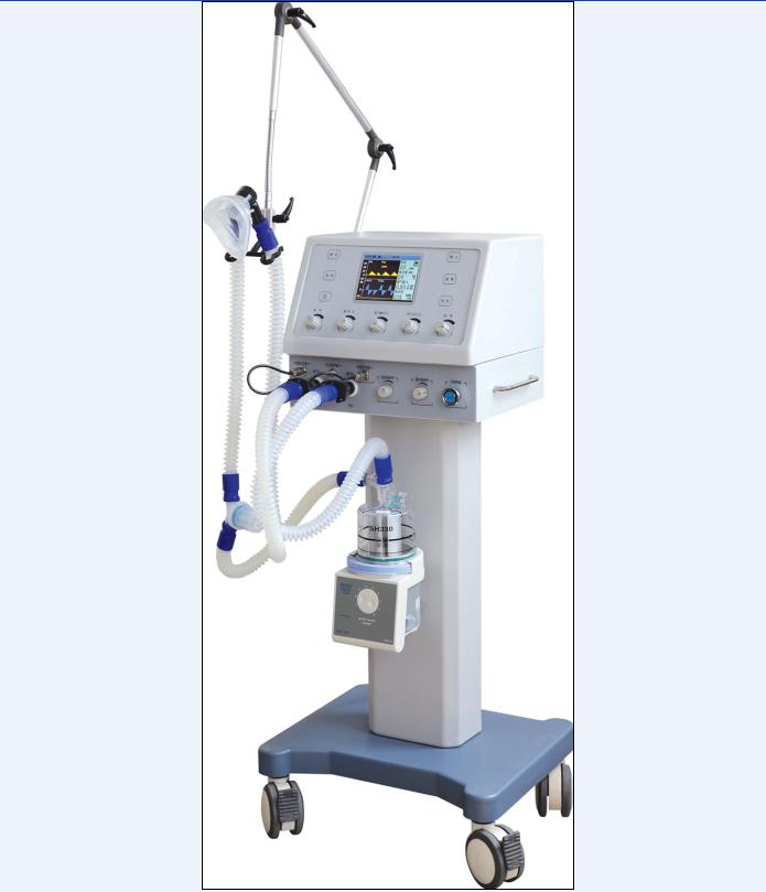 南京普澳PA-700A 型呼吸机
