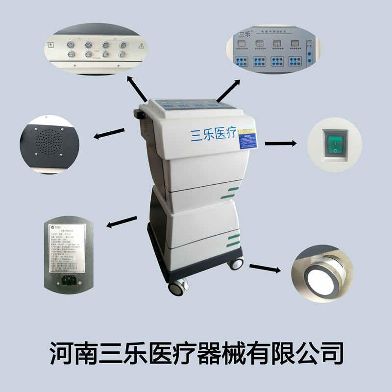 电脑中频离子导入治疗仪