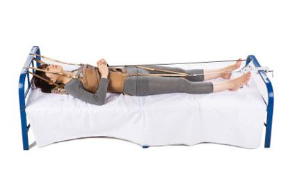 方祥 腰椎牵引器YZQ1053 腰椎间盘骨伤保健