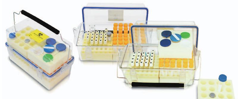 泉发科技室内样本转移箱IMC-R2R特殊医用级PC材料