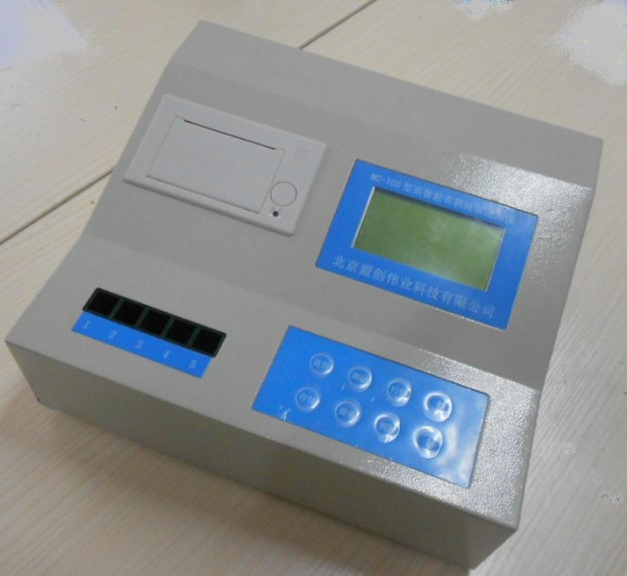 农创 农药残留速测仪MC-T实用型