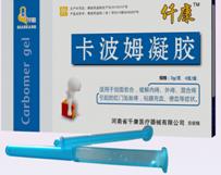 仟康 卡波姆凝胶 用于创面愈合