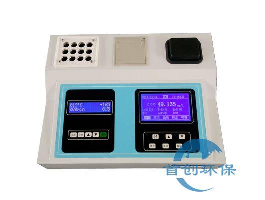 首创环保SC-80A系列 COD快速测定仪消解、测定一体化设计