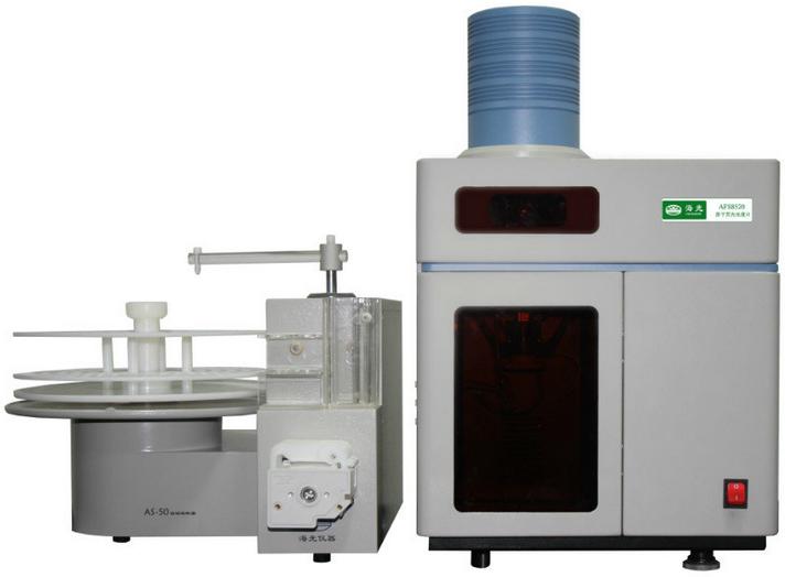 海光 AFS-8520双道原子荧光光度计(含软件)
