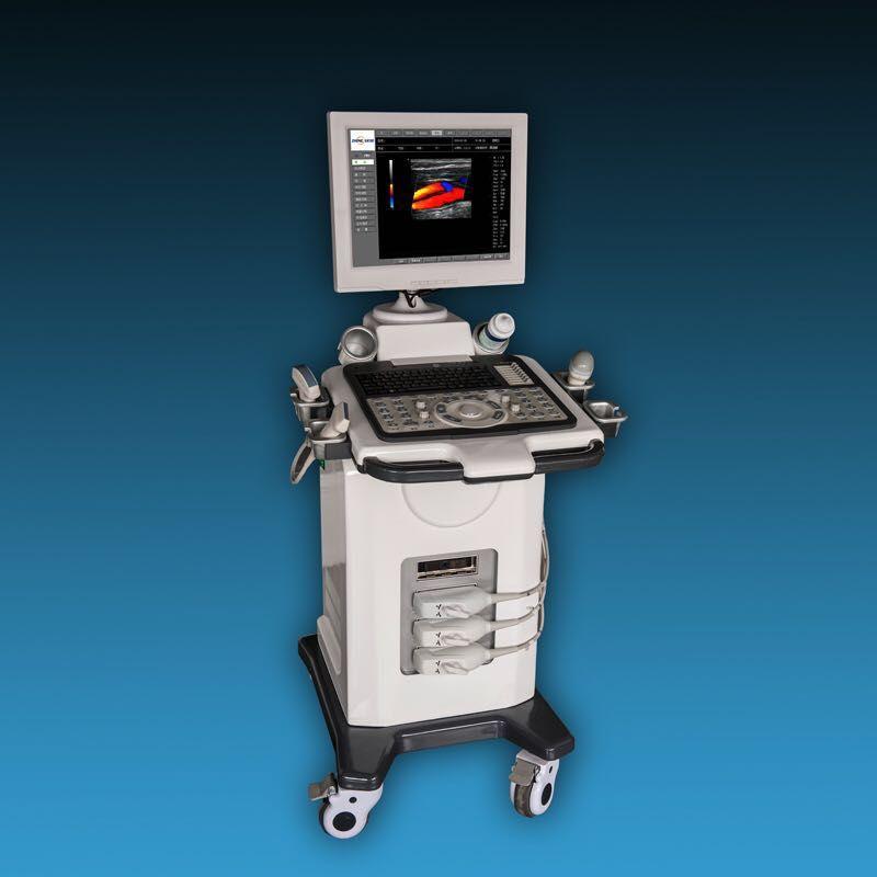 中跃 zy-6600 晶跃款 彩色超声诊断仪
