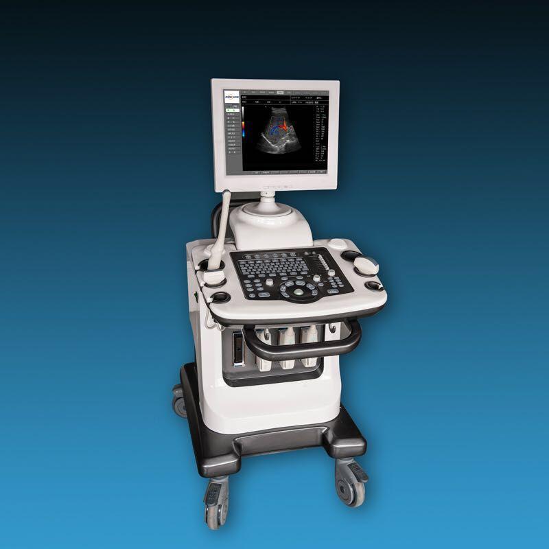 中跃 zy-6600平跃款  彩色超声诊断仪